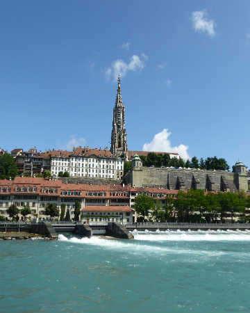 Restaurants in Bern
