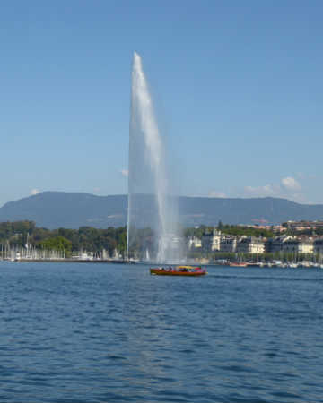 Restaurants in Geneva