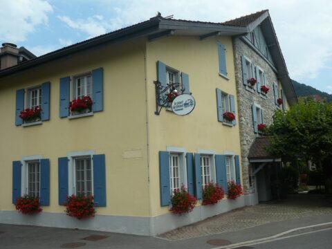 Restaurant le Pont de Brent, Montreux