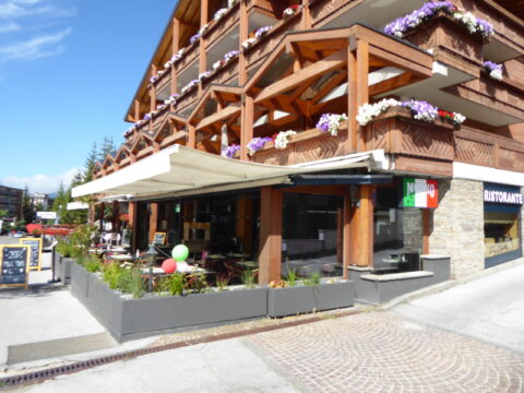 Restaurant Molino, Crans Montana