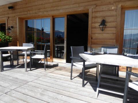Restaurant Pas de l'Ours, Crans-Montana