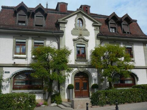 Restaurant Hotel de Ville de Crissier