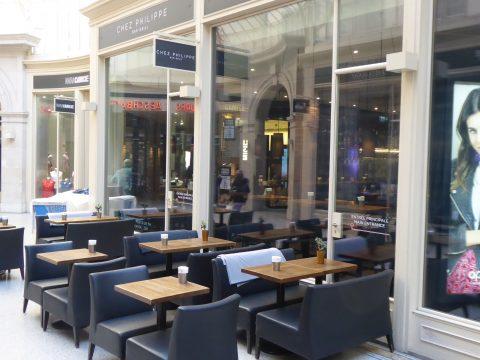 Restaurant Chez Philippe, Geneva