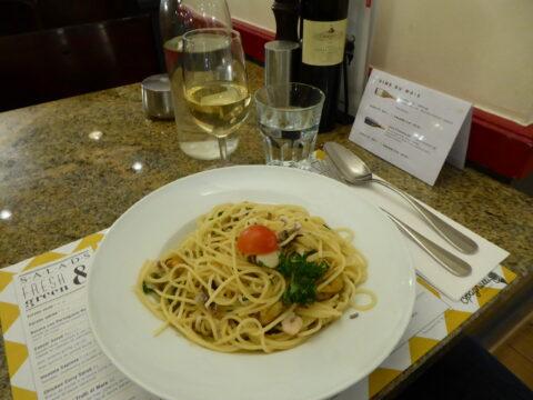 Restaurant Spaghetti Factory, Geneva