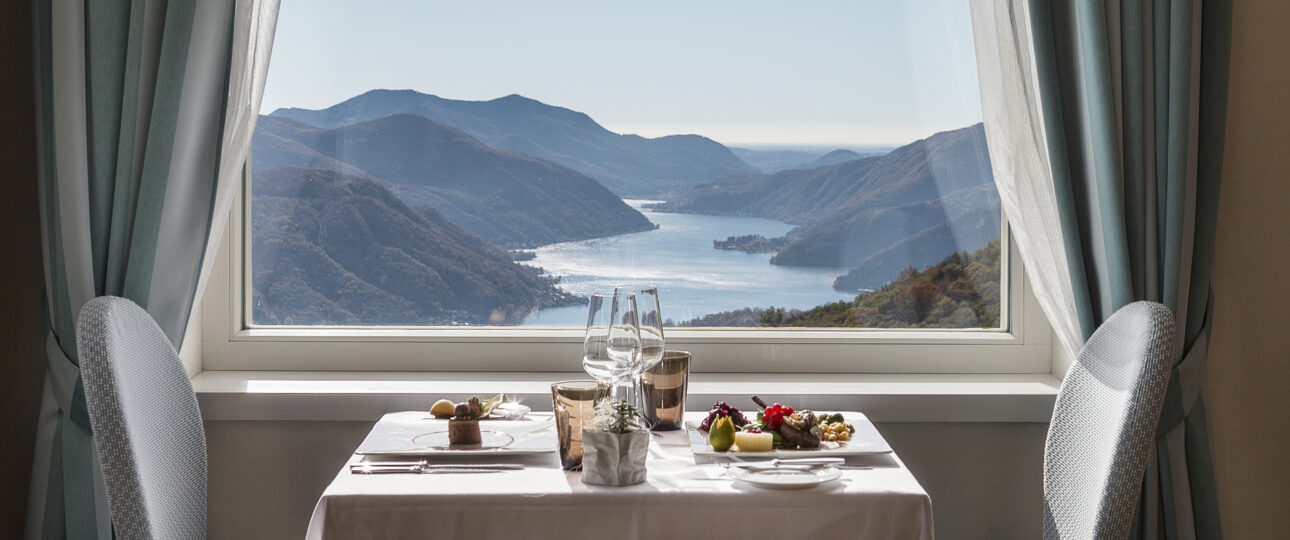 Restaurant La Cucina, Cademario, Lugano