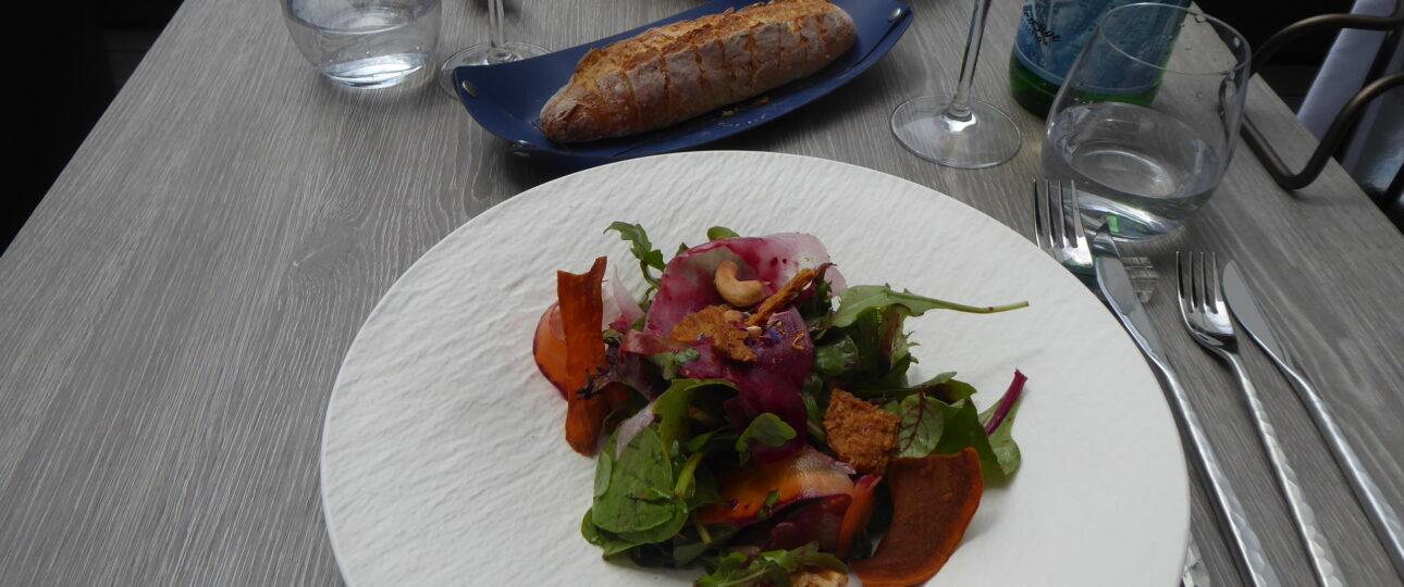 Restaurant Monsieur 14, Lausanne