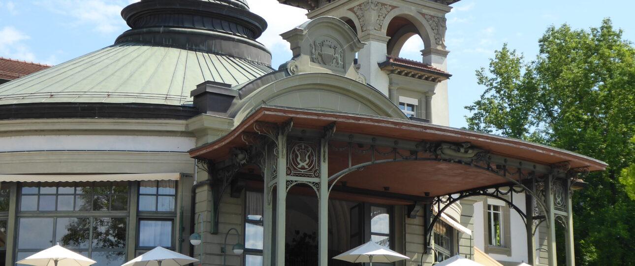 Restaurant Brasserie de Montbenon, Lausanne
