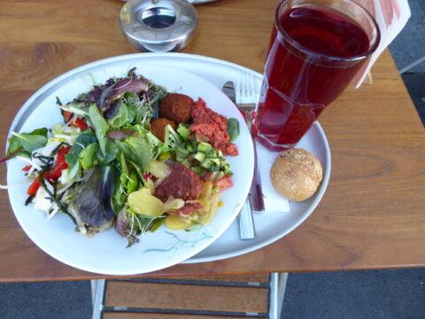 Restaurant Tibits, Lausanne