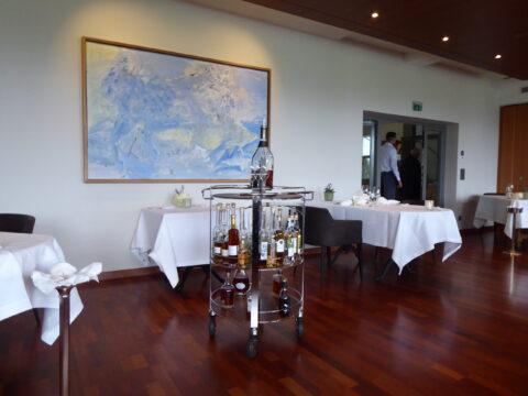 Restaurant La Pistache, Meggen / Lucerne, Hotel Balm