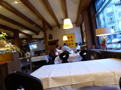 Restaurant Lapin, Lucerne / Luzern