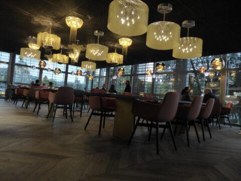 Restaurant Lucide, Lucerne / Luzern