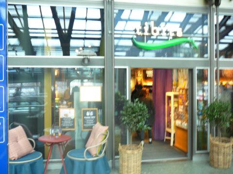 Restaurant Tibits, Lucerne