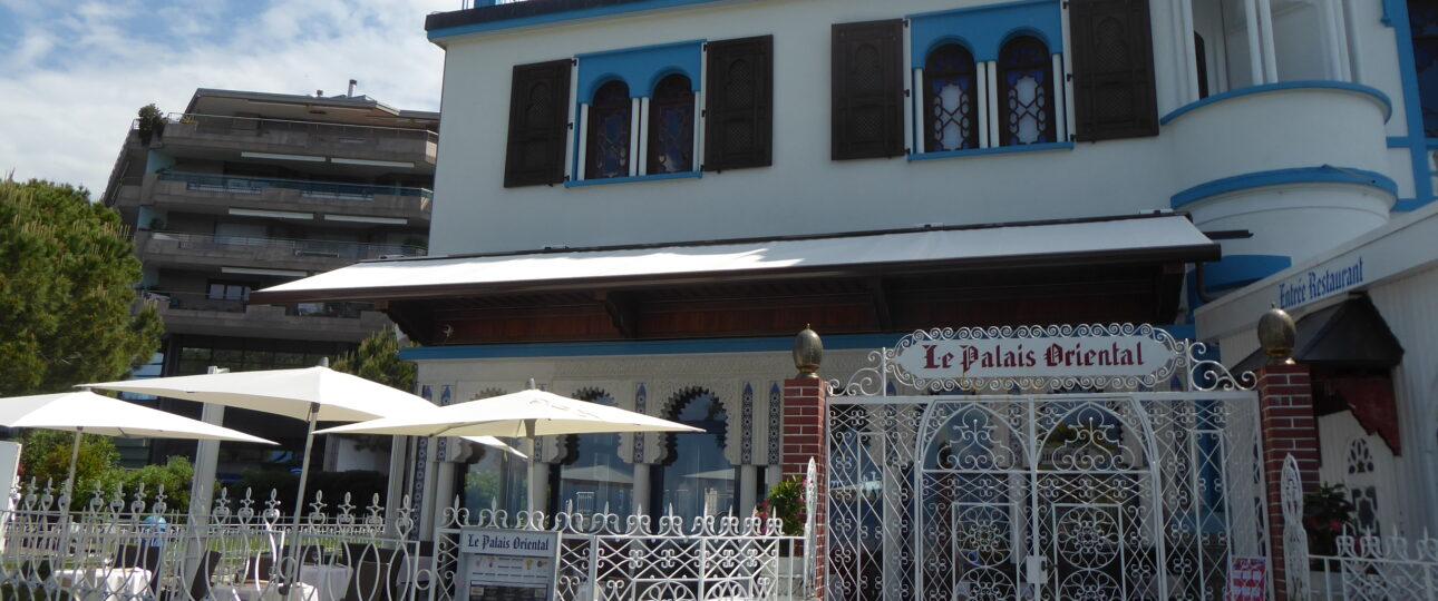 Restaurant Le Palais Oriental, Montreux