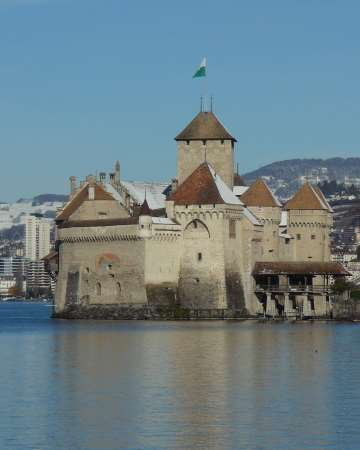 Restaurants in Montreux & Vevey