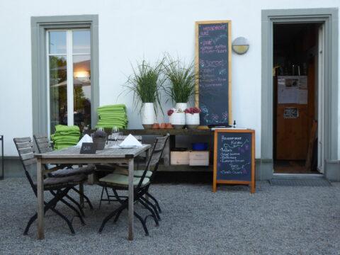 Restaurant Schloss Wartegg, Rorschacherberg