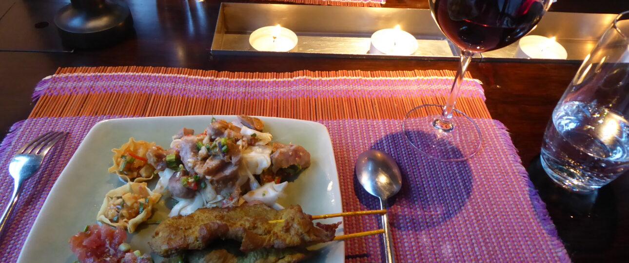 Restaurant Samui-Thai, Meisterschwanden, Seerose Hotel