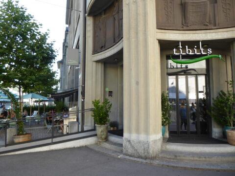 Restaurant Tibits, St. Gallen / St Gall