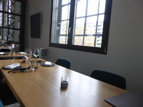 Restaurant Les Ateliers, Vevey