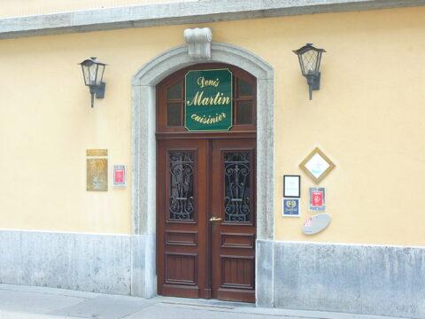 Restaurant Denis Martin, Vevey