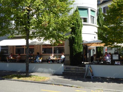 Restaurant Culmann, Zurich