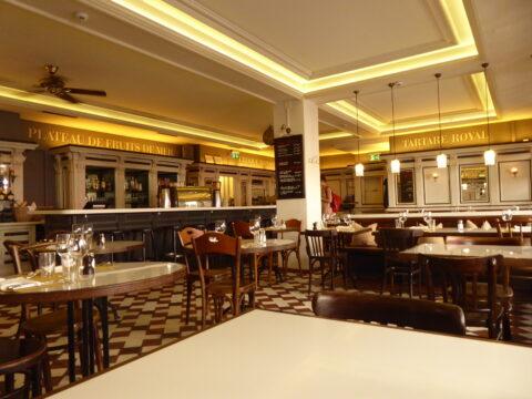 Restaurant Brasserie Louis, Zurich
