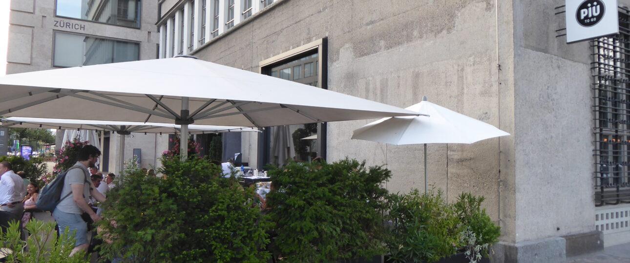 Restaurant Più Europaallee, Zurich