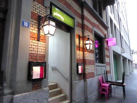 Restaurant Püente, Zurich