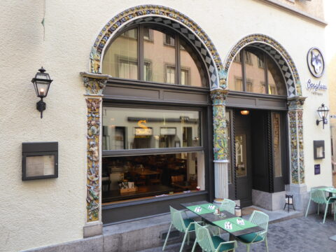 Restaurant Spaghetti Factory, Zurich